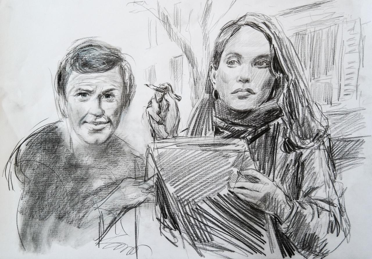 Isabelle Huppert - Jean Paul Belmondo