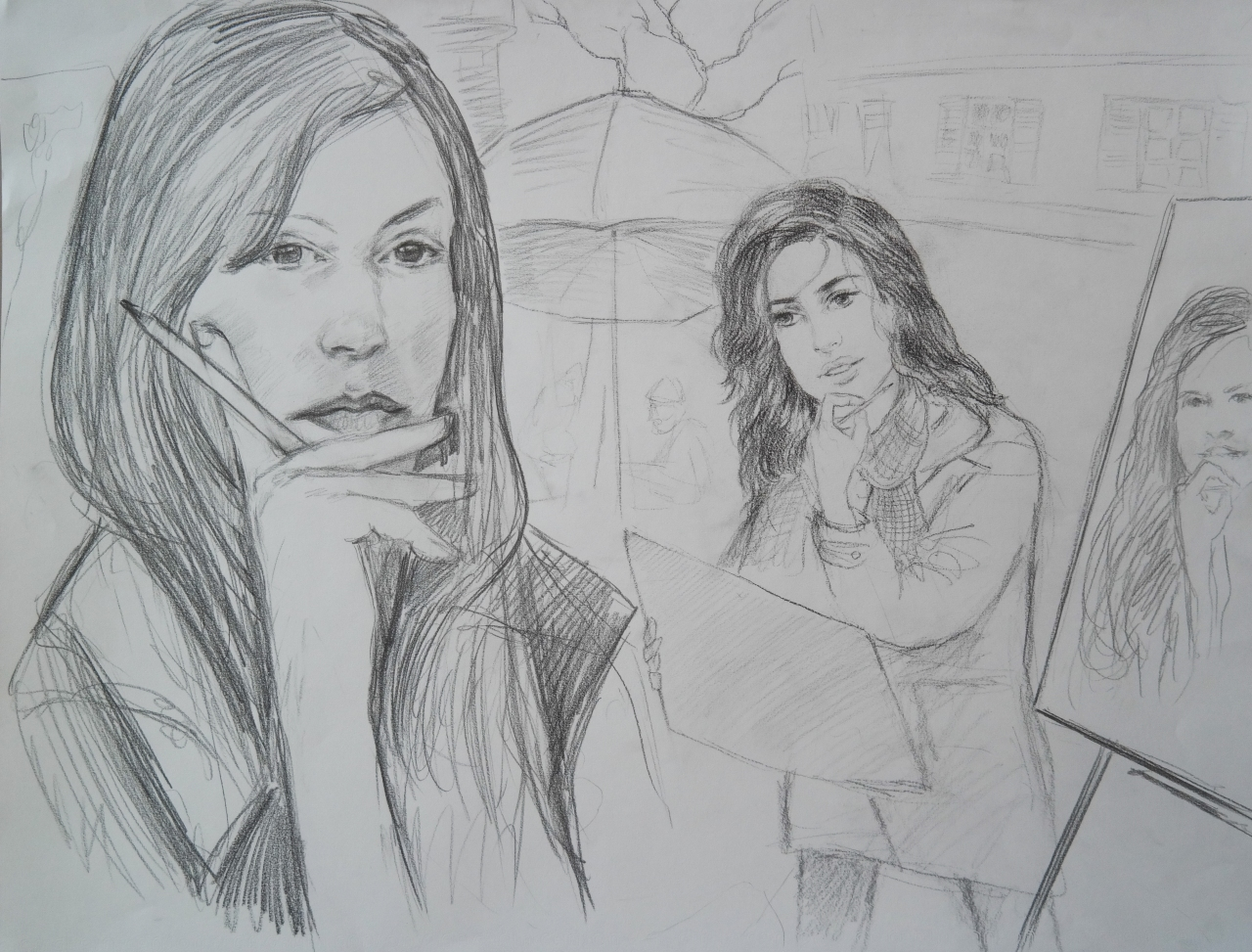 Isabelle Huppert - Pénelope Cruz