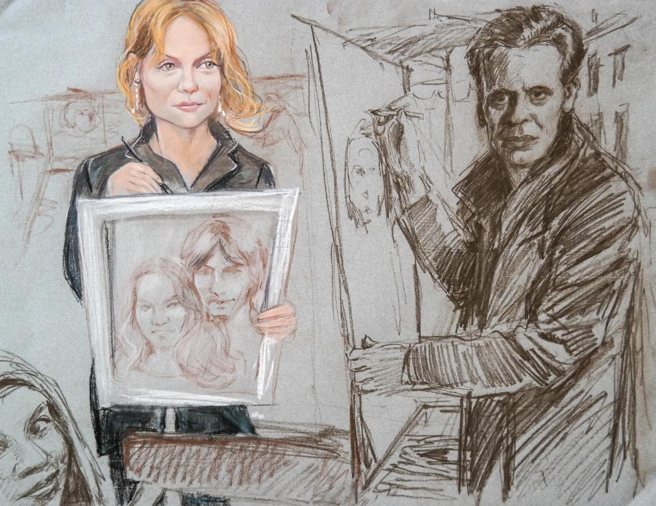 Isabelle Huppert - Klaus Kinski