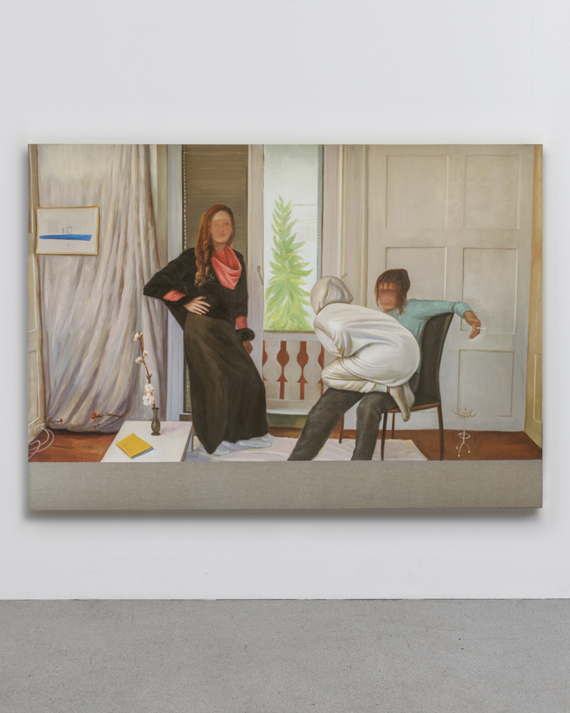 Christian Jankowski - Neue Malerei - Hockney