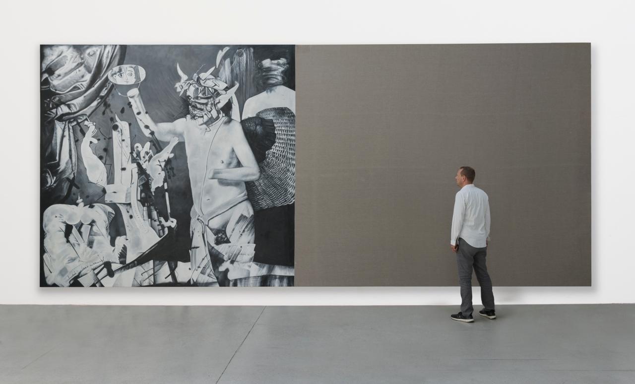 Christian Jankowski - Neue Malerei - Guernica