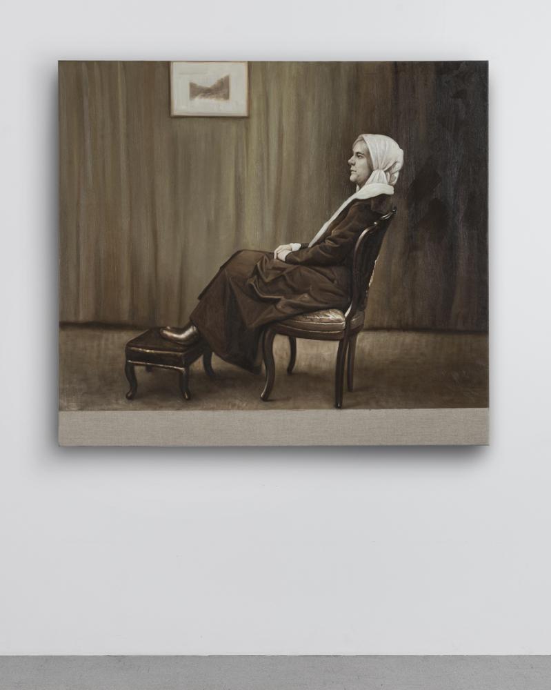 Christian Jankowski - Neue Malerei - Whistler