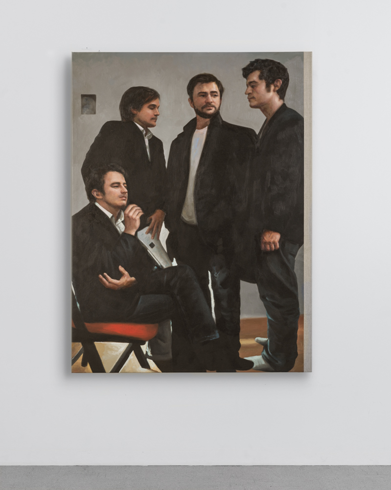 Christian Jankowski - Neue Malerei - Kirchner