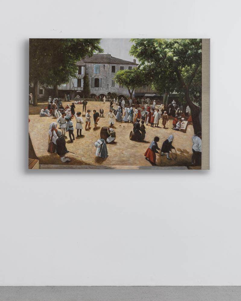 Christian Jankowski - Neue Malerei - Breugel