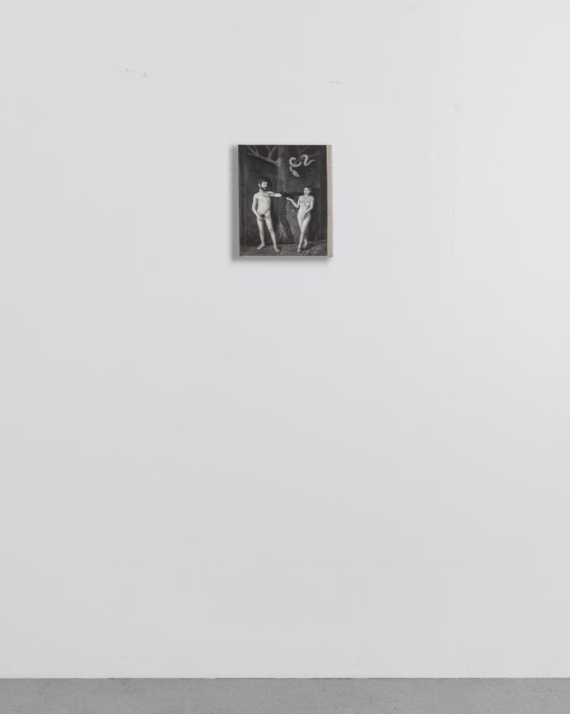 Christian Jankowski - Neue Malerei - Cranach
