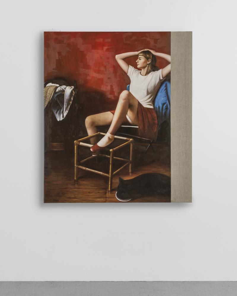 Christian Jankowski - Neue Malerei - Balthus