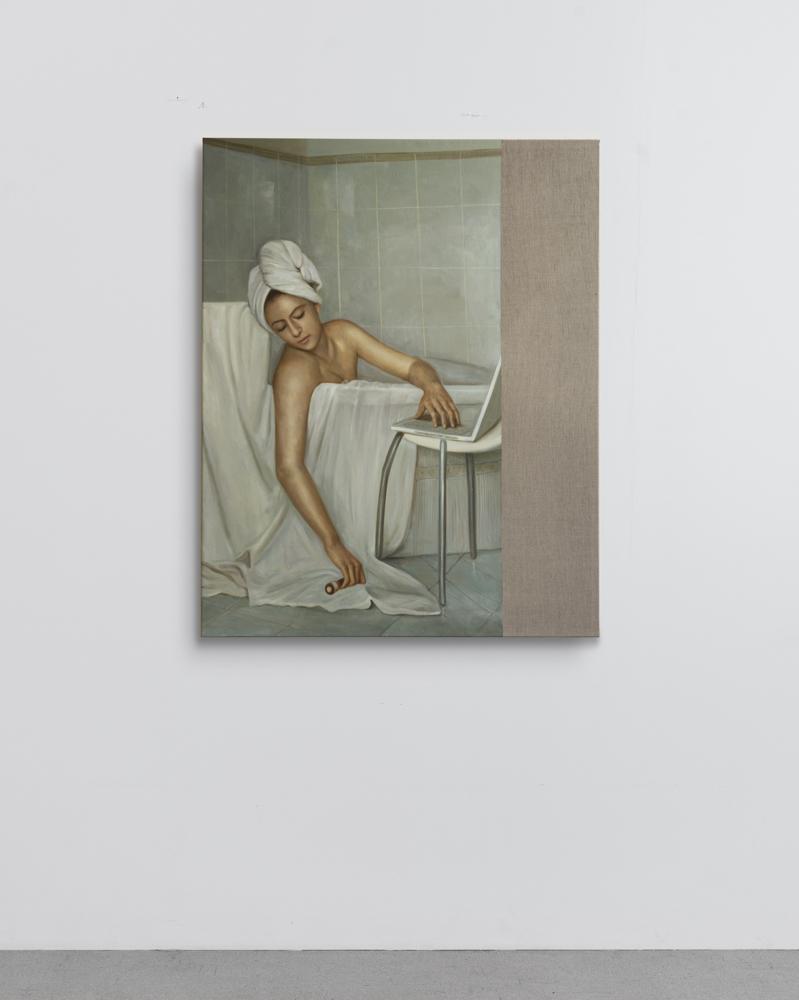 Christian Jankowski - Neue Malerei - David