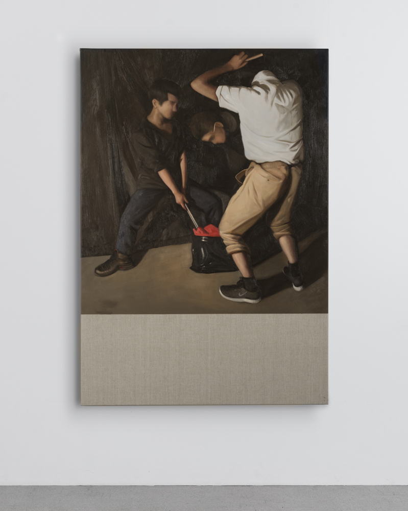 Christian Jankowski - Neue Malerei - Goya