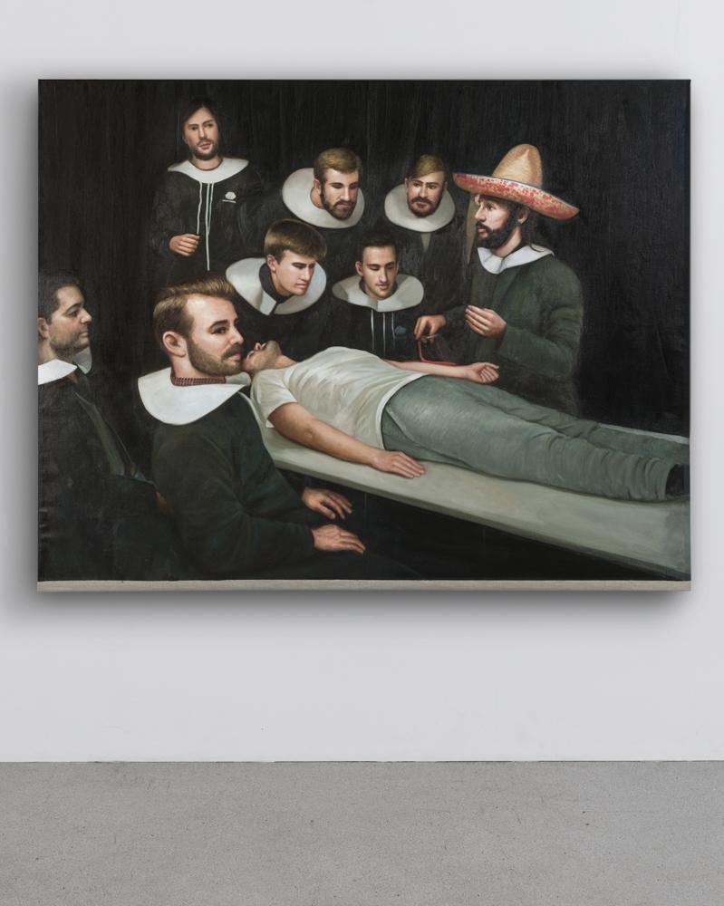 Christian Jankowski - Neue Malerei - Rembrandt