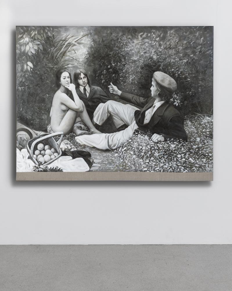 Christian Jankowski - Neue Malerei - Manet