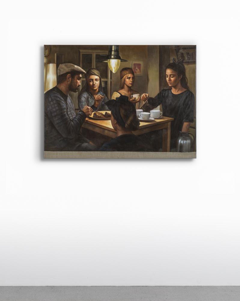 Christian Jankowski - Neue Malerei - Van Gogh