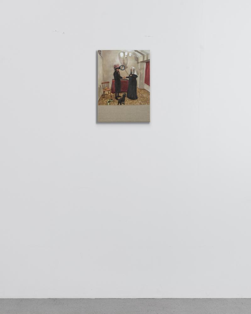 Christian Jankowski - Neue Malerei -Van Eyck