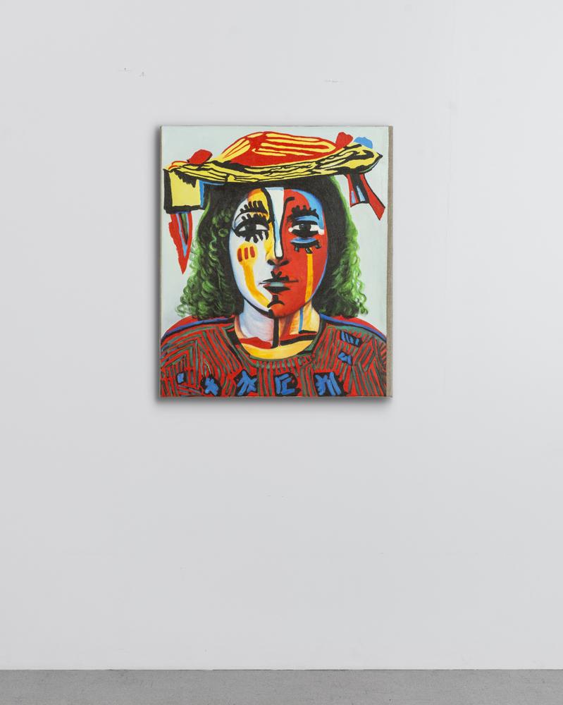 Christian Jankowski - Neue Malerei - Picasso