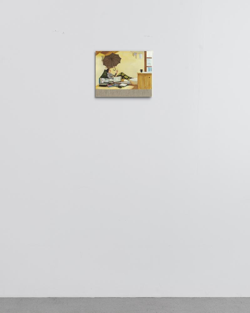 Christian Jankowski - Neue Malerei - Spitzweg
